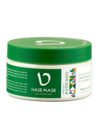 Маска для сухих волос Израильский Авокадо Alan Hadash, 300мл