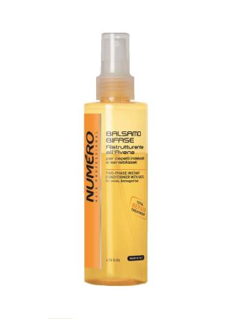 Двухфазный бальзам для слабых волос NUMЕRO RESTRUCTURING, 200 мл