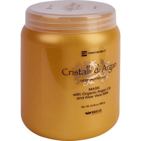 BIOTRAITEMENT Argan oil cristalli mask1000 454x454.png - Маска глубокого восстановления Кристаллы Аргании 250мл/1000 мл