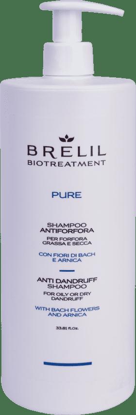 BIOTRAITEMENT PURE Anti dandruff shampoo1000 - ШАМПУНЬ ПРОТИВ ПЕРХОТИ BIOTREATMENT PURE, 250 мл/1000 мл - 1000 мл