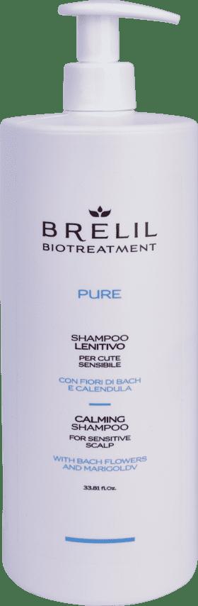 BIOTRAITEMENT PURE Calming shampoo1000 - ДЕЛИКАТНЫЙ ВОССТАНАВЛИВАЮЩИЙ ШАМПУНЬ BIO TREATMENT PURE, 250мл/1000 мл