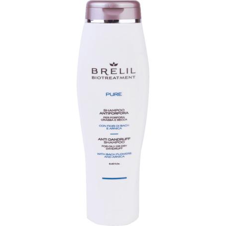 BIOTRAITEMENT PURE anti dandruff shampoo250 454x454.png - ШАМПУНЬ ПРОТИВ ПЕРХОТИ BIOTREATMENT PURE, 250 мл/1000 мл