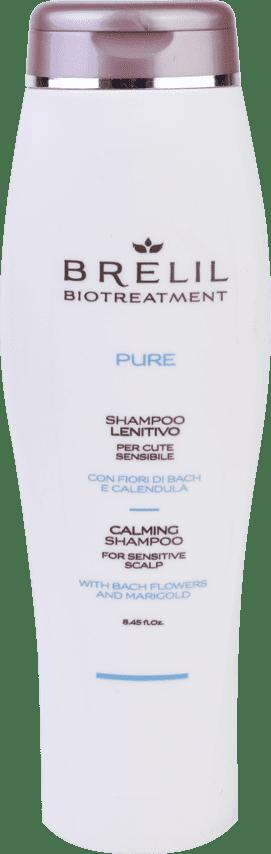 BIOTRAITEMENT PURE calming shampoo250 - ДЕЛИКАТНЫЙ ВОССТАНАВЛИВАЮЩИЙ ШАМПУНЬ BIO TREATMENT PURE, 250мл/1000 мл