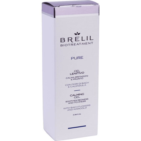 BIOTRAITEMENT PURE gel коробка100 454x454.png - Разглаживающая маска BIOTREATMENT LISS, 220мл/1000 мл