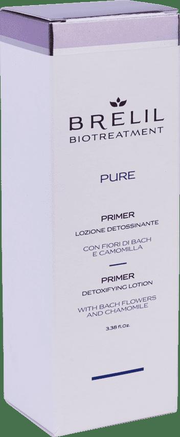 Лосьон-праймер очищающий и детоксицирующий BIOTREATMENT PURE, 100 мл