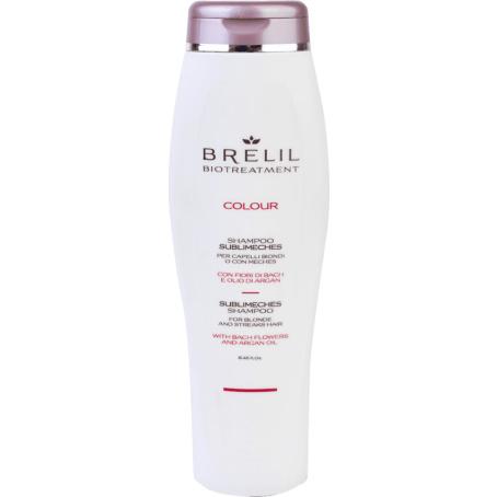 Шампунь для мелированных волос BIOTREATMENT COLOUR, 250мл/1000 мл