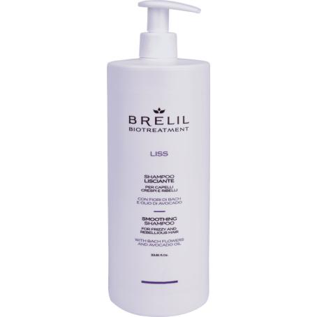 BIOTRAITEMENT shampoo Liss1000 454x454.png - Разглаживающий шампунь BIOTREATMENT LISS, 250мл/1000 мл