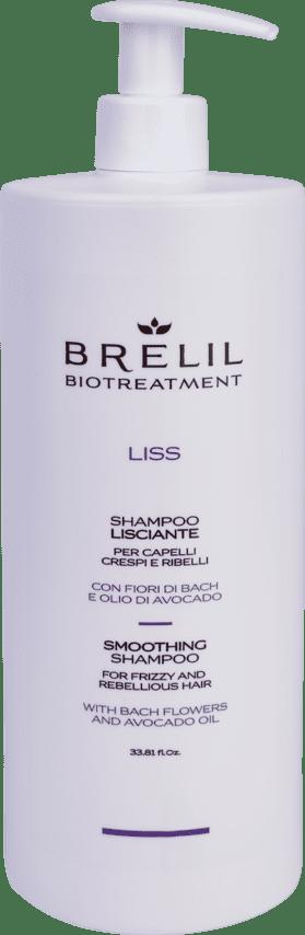 BIOTRAITEMENT shampoo Liss1000 - Разглаживающий шампунь BIOTREATMENT LISS, 250мл/1000 мл - 1000 мл