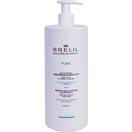 BIOTRAITEMENT shampoo Pure sedum balancing1000 454x454.png - ШАМПУНЬ ДЛЯ ЖИРНЫХ ВОЛОС BIOTREATMENT PURE, 250 мл/1000 мл