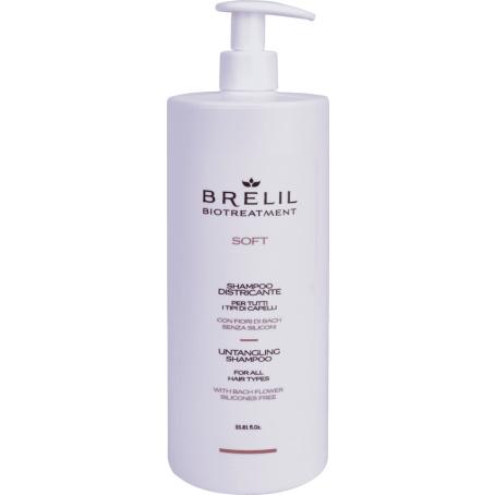 BIOTRAITEMENT shampoo Soft Destricante1000 454x454.png - Шампунь для непослушных волос BIO TREATMENT SOFT, 250 мл/1000 мл