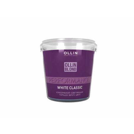 BL 02 454x454 - Осветляющий порошок классический Ollin Blond Performance White Classic, 30 гр/ 500 гр