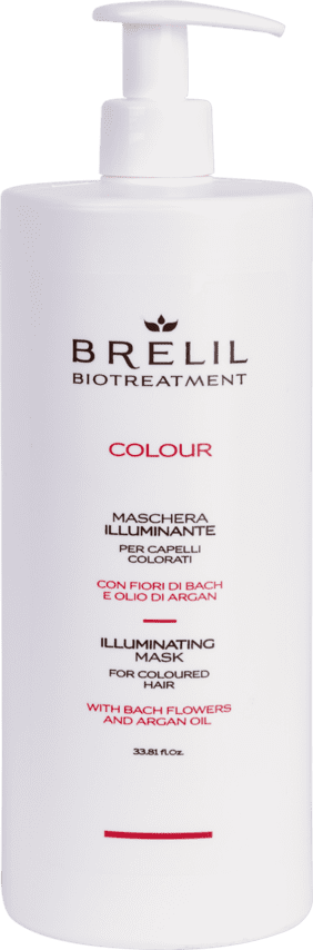Biotreatment COLOUR маска1000мл - Маска для окрашенных волос BIOTREATMENT COLOUR, 220мл/1000 мл - 1000 мл