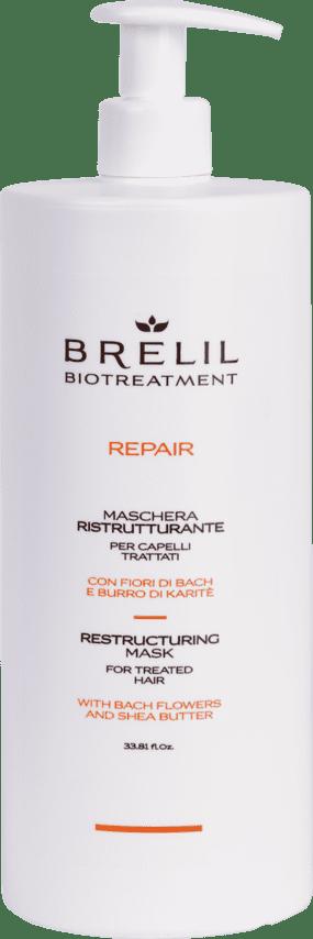 Biotreatment REPAIR маска1000мл - Восстанавливающая маска BIOTREATMENT REPAIR, 220/1000 мл