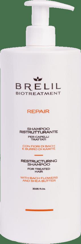 Biotreatment REPAIR шампунь1000мл - Лосьон-праймер очищающий и детоксицирующий BIOTREATMENT PURE, 100 мл