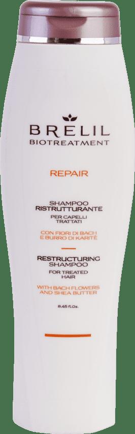 Восстанавливающий шампунь BIOTREATMENT REPAIR, 250/1000 мл