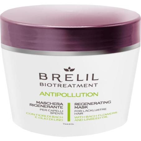 Brelil Biotreatment Antipollution Mask220 454x454.png - Регенерирующий шампунь BIOTREATMENT ANTIPOLLUTION, 250 мл/1000 мл