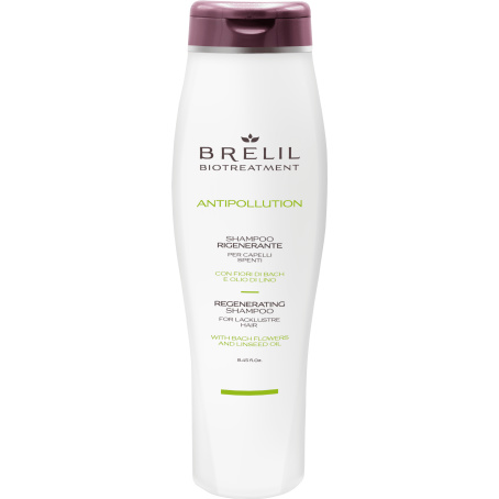 Brelil Biotreatment Antipollution Shampoo250 454x454.png - Регенерирующий шампунь BIOTREATMENT ANTIPOLLUTION, 250 мл/1000 мл