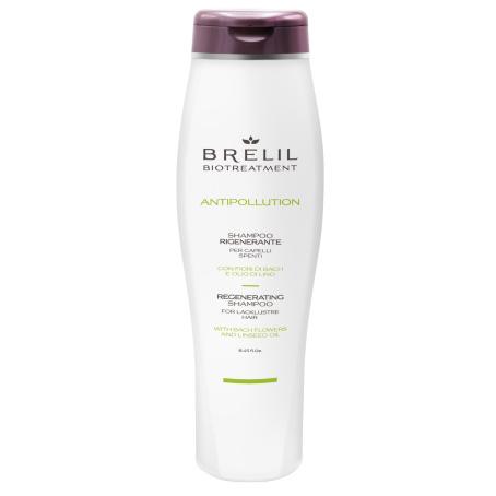 Brelil Biotreatment Antipollution Shampoo250 scaled 1 454x454 - Регенерирующий шампунь BIOTREATMENT ANTIPOLLUTION, 250 мл/1000 мл