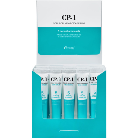Cыворотка успакаивающая для коди головы CP-1 Scalp Calming Cica Serum, 20 шт * 20 мл