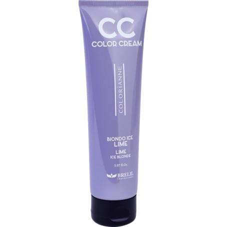 CC COLOR CREM Lime 454x454.png - Колорирующий крем  CC CREAM, 150 мл