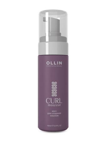 Curl Hair Мусс для создания локонов 150 мл
