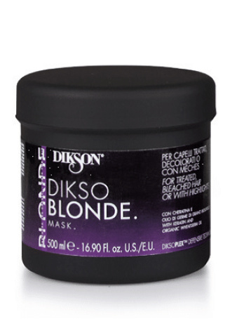 Mаска Dikso Blonde для cветлых волос Dikson, 500 мл