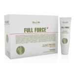 Пилинг для кожи головы с экстрактом бамбука Olllin Full Force, 10 шт х 15 мл
