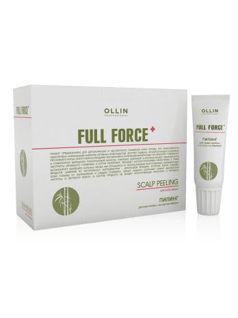 Full force пилинг для кожи гоовы 10*15 мл