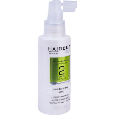 HAIRCUR hairexpress sprey 454x454.png - Лосьон против выпадения волос со стволовыми клетками HAIR CUR, 10х6 мл/ 40х6 мл
