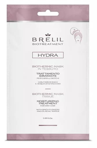 HYDRA - Экспресс-маски BIOTREATMENT, 35 мл - Увлажняющая