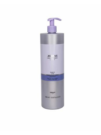 Шампунь для поврежденных волос keiras shampoo for dry and damaged hair, 400мл/1000мл