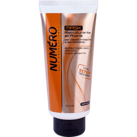NUMERO Avena mask300 454x454.png - Маска-крем для волос BB CREAM, 150 мл