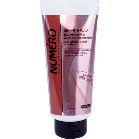NUMERO Illuminaiting shampoo300 454x454.png - Шампунь для блестящих волос NUMЕRO ILLUMINATING, 300 мл/1000 мл