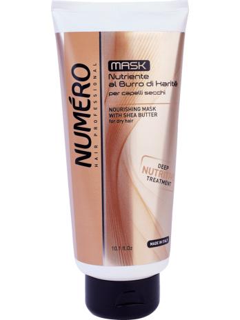 Маска для ослабленных и чувствительных волос NUMЕRO RESTRUCTURING, 300мл/1000 мл