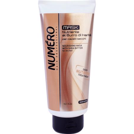 NUMERO Karite mask300 454x454.png - Маска-крем для волос BB CREAM, 150 мл