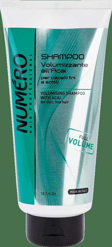 NUMERO VOLUME шампунь300мл - Шампунь для придания объема NUMЕRO VOLUME, 300 мл/1000 мл