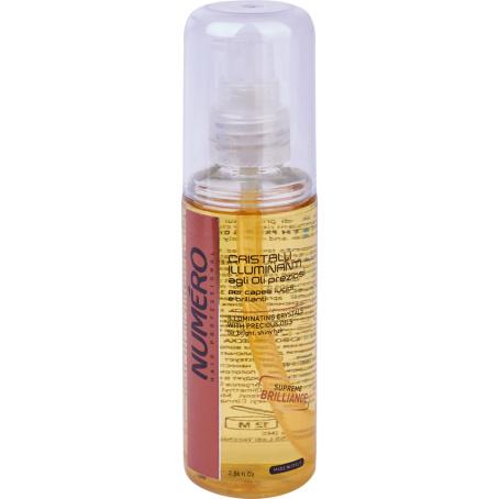 Жидкие кристаллы для блестящих волос NUMЕRO ILLUMINATING, 75 мл