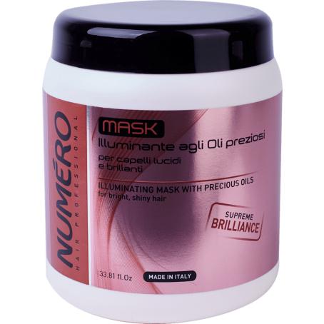 NUMERO mask Illuminating1000 454x454.png - Маска-крем для волос BB CREAM, 150 мл