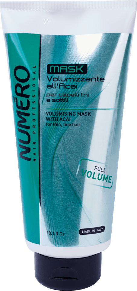 NUMERO mask Volume300 - Маска для придания объема NUMЕRO VOLUME, 300мл/1000 мл - 300 мл
