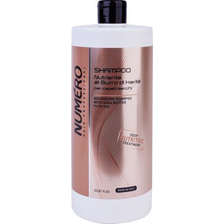NUMERO shampoo Karite1000 454x454.png - Шампунь для ослабленных и чувствительных волос NUMЕRO RESTRUCTURING, 300 мл/ 1000 мл/ 10 000 мл