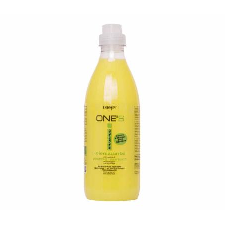 Балансирующий шампунь для жирных волос Dikson ONES SAMPOO IGINIZZANTE, 1000 мл