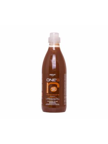 Питательный шампунь для ломких, сухих волос ONES SAMPOO RIPARATORE, 1000 мл