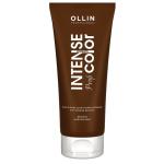 Бальзам для коричневых оттенков волос Ollin Intense Profi Color (Brown), 200мл