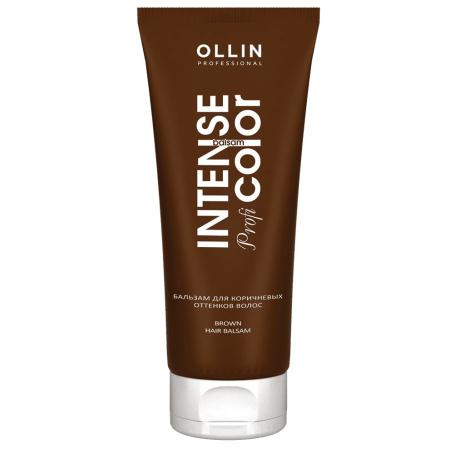 Ollin Intense Profi Color бальзам для коричневых волос 200мл