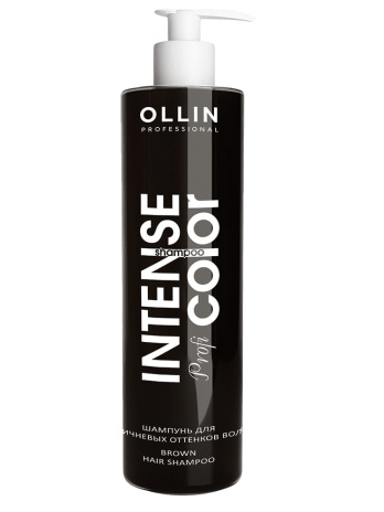 Шампунь для коричневых оттенков волос Ollin Profi Color, 250мл