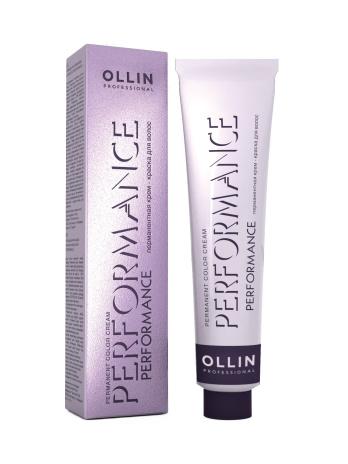 Ollin Performance 11.21 специальный блондин фиолетово-пепельныйПерманентная стойкая крем-краска с комплексом VIBRA RICHE, 60 мл