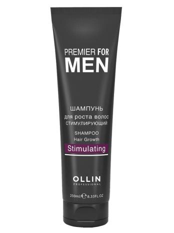 Шампунь стимулирующий рост волос Premier for men, 250мл