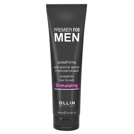 Premier for men шампунь для роста волос 250мл