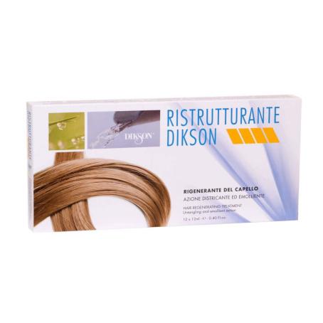 Ristrutturante ампулы для восстановления поврежденных волос