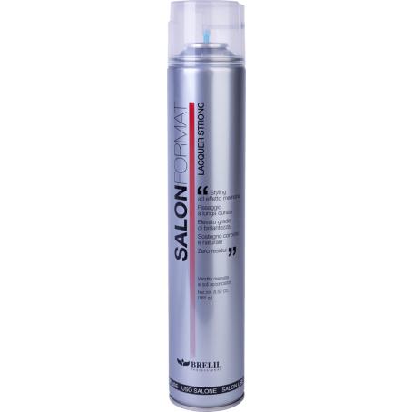 Профессиональный лак для волос сильной фиксации SF Brelil, 500 мл